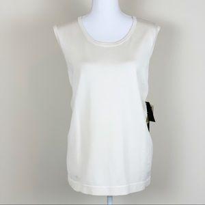 Lauren Ralph Lauren Sweater Vest (New) 83% silk